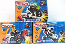 MECCANO CITY PLAY SYSTEM cod. 71 1100/1/2