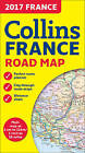 2017 Collins Map Of France [New Edition] by Collins Maps (Undefined, 2016)