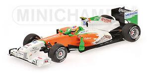 Force India Mercedes Vjm04 2011 P.di Resta 410110015 1/43 Minichamps