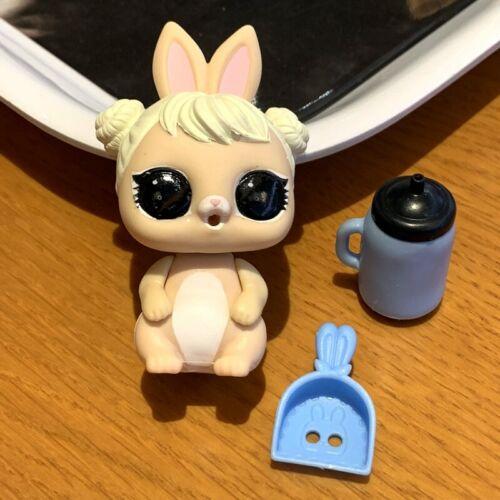2Pcs LOL Surprise doll /& pet Curious QT /& Cottontail QT Series 2 big sister toys