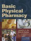 Basic Physical Pharmacy by Boka Hadzija, Joseph K. H. Ma (Hardback, 2012)