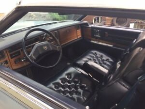 Cadillac Eldorado Biarritz 1980 all original car