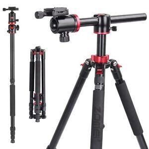 ZOMEi-M8-Kamera-Stative-Tripod-Monopod-Querrichtung-Transversal-Einbeinstativ