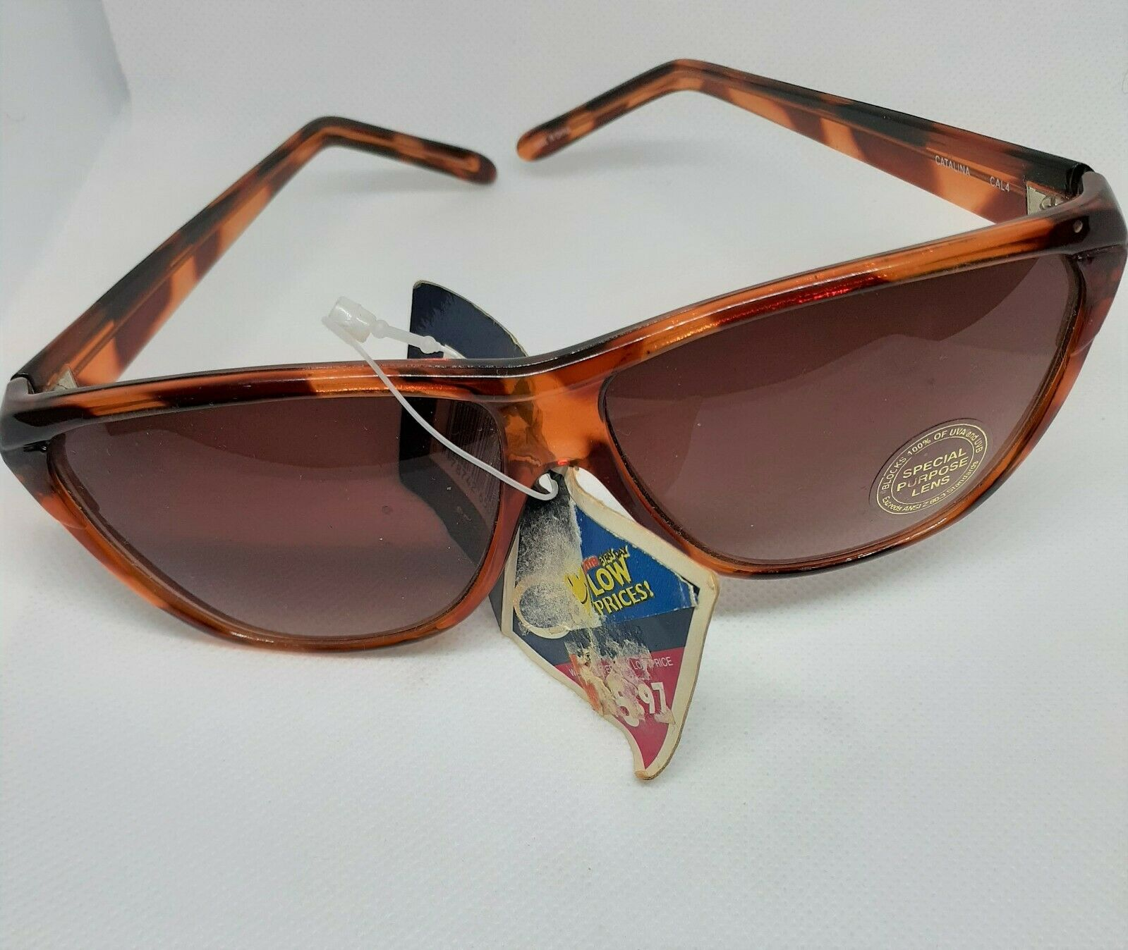 Catalina Women Sunglasses Brown Special Purpose Lens