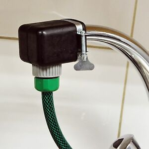 New Garden Hose Pipe Large Square Mixer Tap Connector