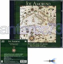 JOE AMORUSO RARO CD 1992 - ENZO GRAGNANIELLO