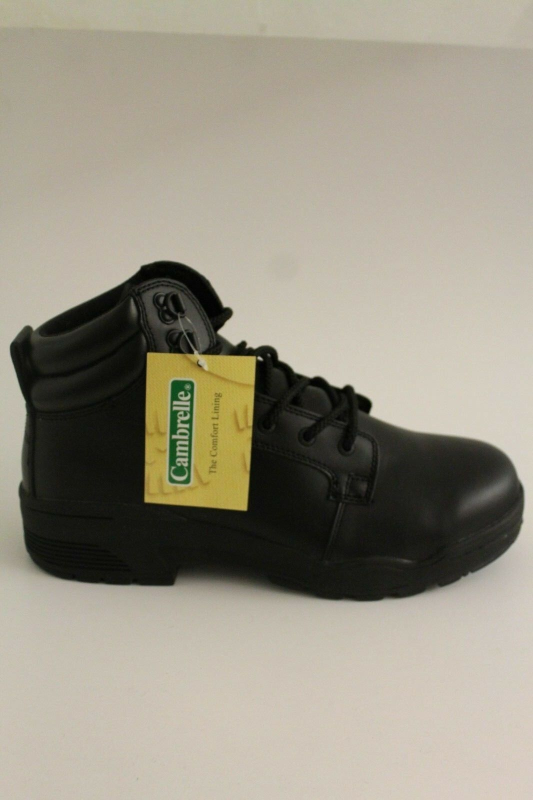 Magnum Patrol ST (10670) botas De Cuero De Seguridad De Trabajo Con Puntera De Acero Antideslizante Resistente al Aceite