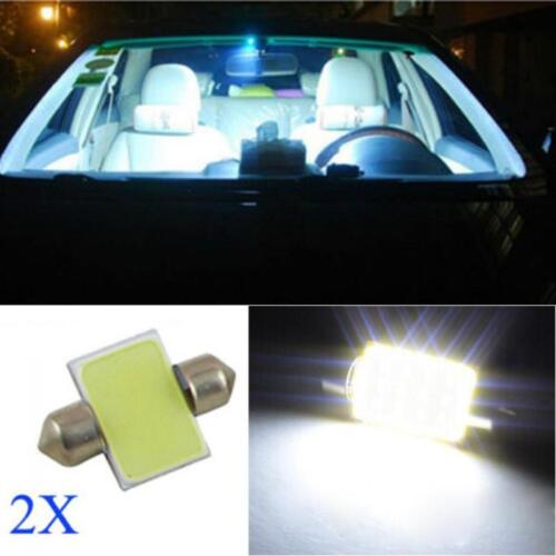 Sale Car Interior Map Light White DC 12V 31mm 3175 COB LED Festoon Dome Lamp