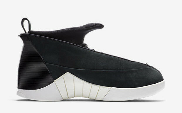 Nike air jordan 15 xv retrò psny velluto nero taglia 921194-011