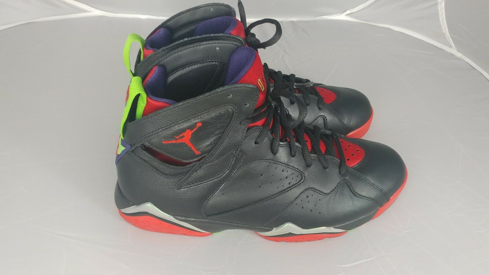 Nike Air Jordan Retro 7 VII Marvin The Martian sz 10