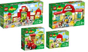 LEGO-Duplo-10952-Traktor-und-Tierpflege-10951-10950-10949-N3-21-VORVERKAUF