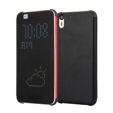 CUSTODIA COVER ORIGINALE INVENTCASE ® PER HTC DESIRE EYE DOT VIEW HC M160 NERO