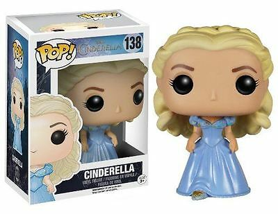 Funko POP! Cinderella (Live Action) - Disney Stylized Vinyl Figure NEW