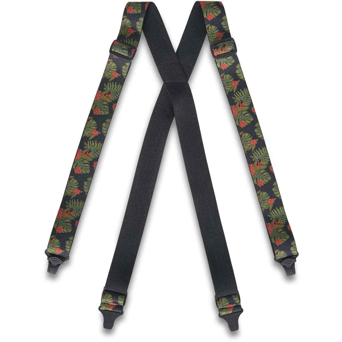 Dakine Hold Em Suspenders Hosenträger Jungle Palm -NEU- VK: 29,90