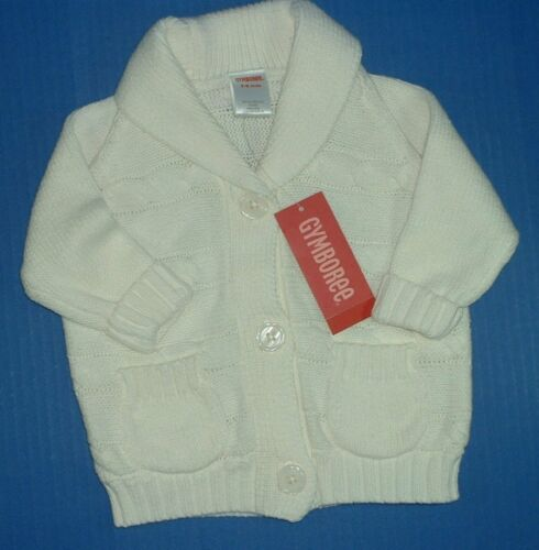 Girls sweaters Group 2  Gymboree 3-6M  Little Me 6M  Gymboree 6-12M  Carters 12M
