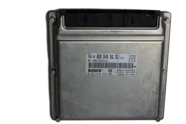 Controlador Del Motor  A0255455632 0281010068 Mercedes