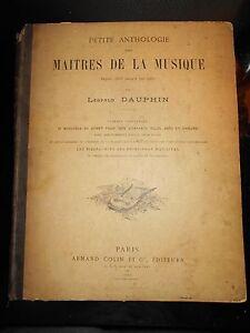 Anthologie-des-Maitres-de-la-Musiques-de-L-Dauphin-50-Gravures-Ed-Colin-1886
