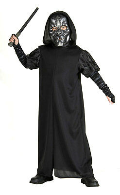 Harry Potter Death Eater Gothic Scary Child Costume