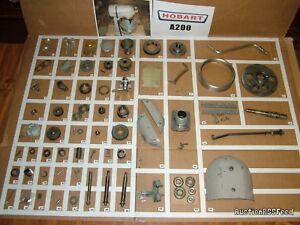 HOBART-A200-Pre-owned-Replacement-parts-Earlier-model-Parts