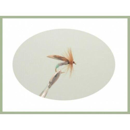 mixte 10 /& 12 36 pare-chocs Pack nommé dans la description Carex Truites Mouches la truite