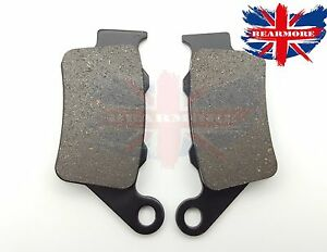 Details about DISC BRAKE PAD FOR BULLET THUNDERBIRD DOUBLE DISK 350cc &  500cc Part No 594698