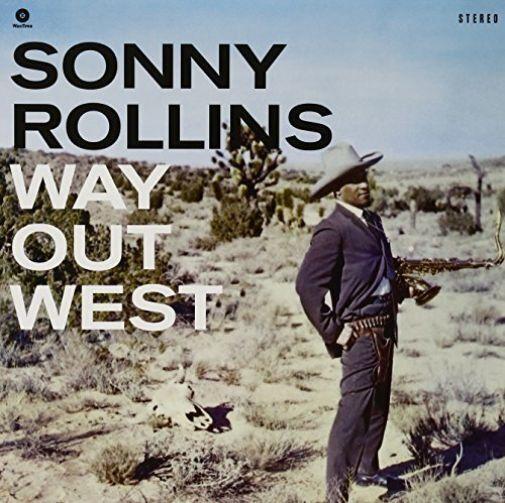 Sonny Rollins Way Out West Vinyl 8436028696949 Ebay