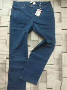 Collectionl-Jeans-Pants-44-short-Size-22-Blue-161