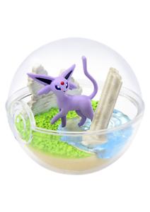 Re-ment-Pokemon-Terrarium-Pokeball-Collection-5-Espeon-Ship-in-Cardboard-BOX