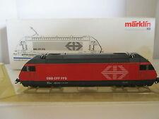 Märklin HO 3460 Elektro Lok Btr.Nr 460 004-5 SBB CFF (RG/AF/105S2-1)