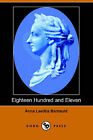 Eighteen Hundred and Eleven (Dodo Press) by Anna Letitia Barbauld (Paperback / softback, 2006)