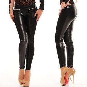 765 Par Pantalons Pantalons 38 skinny Alina pour Hipsters Pantalons femmes noirs skinny Pantalons 34 OqgAOH