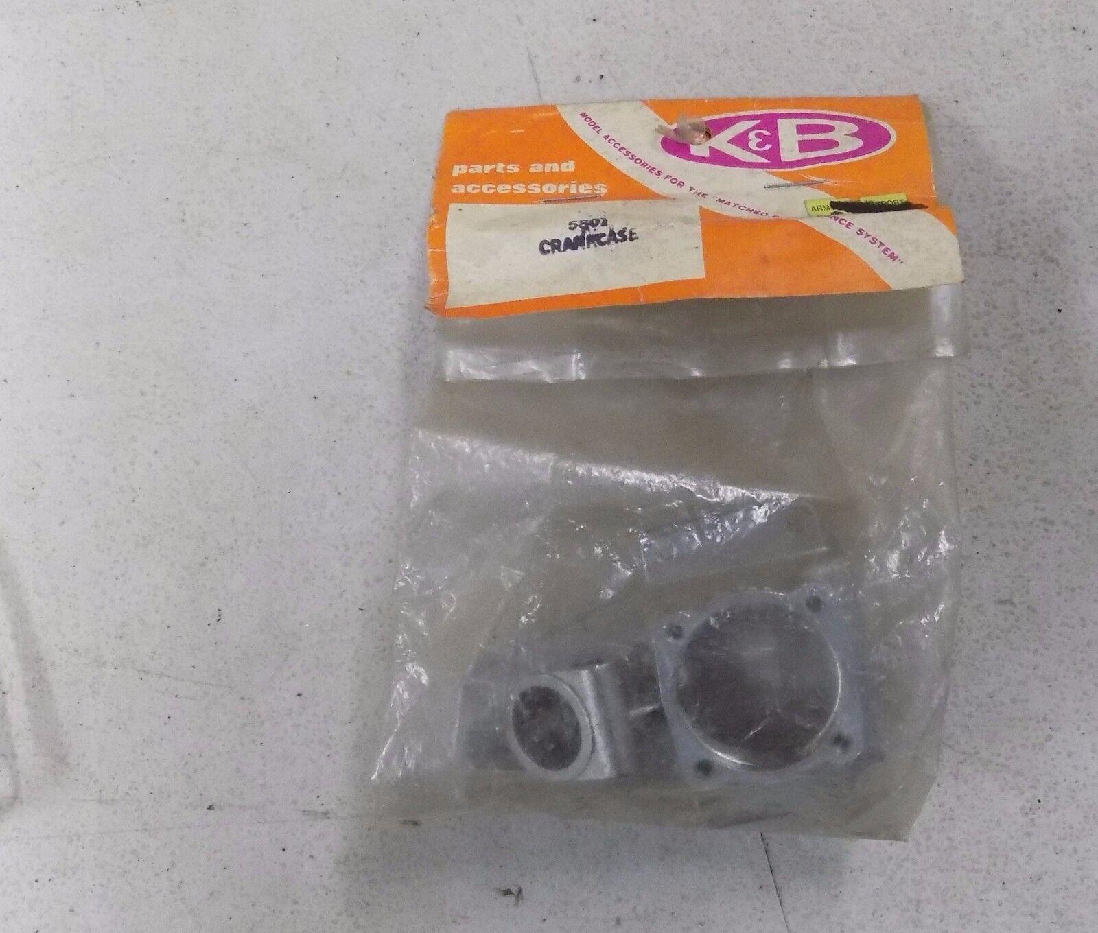 K & B Crankcase 5801 Motor & Engine Parts & Accs