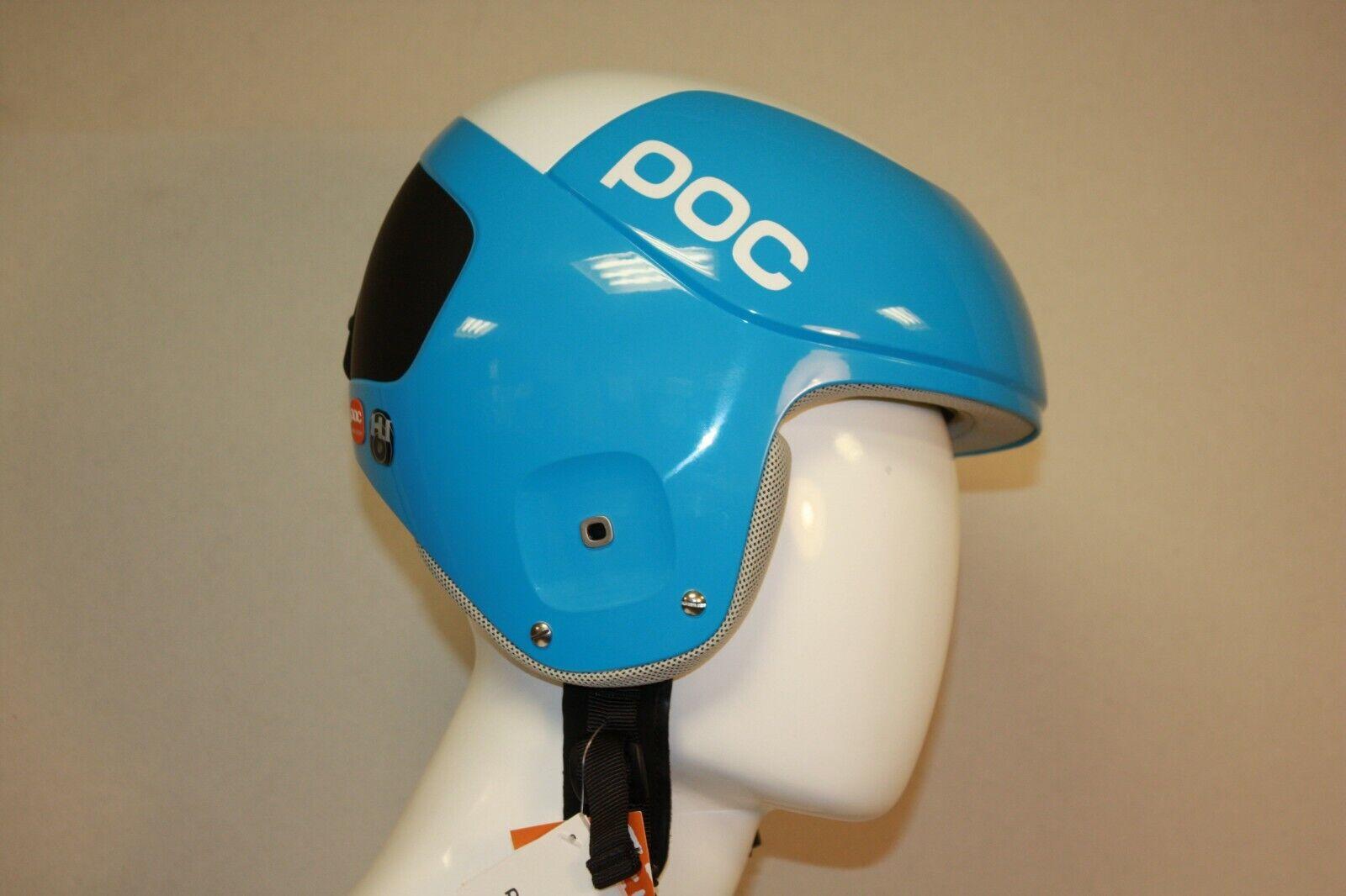 POC Skull Orbic Comp H.I MIPS - Radon bluee - M L