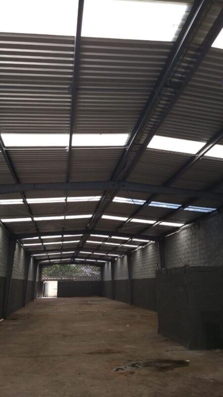 Bodega comercial / industrial totalmente remodelada en el centro de Mérida,