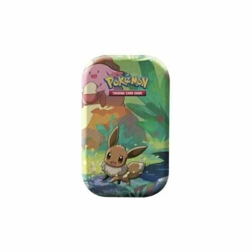 Pokemon TCG:Kanto Friends Mini Tin Pick Your Own