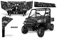 AMR Racing Polaris Ranger 570/900 UTV Graphic Kit Wrap Decal Part 13-15 REAPER K