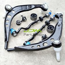 for BMW 318i, 323i, 325i, 328i, Z3 E36 Front Control Arm Tie Rod, End Link Kit 4