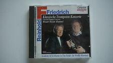 Klassische Trompetenkonzerte - Reinhold Friedrich - CD