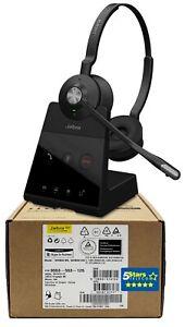 Jabra Engage 65 Stereo Wireless Headset (9559-553-125)  Brand New, 1 Yr Warranty