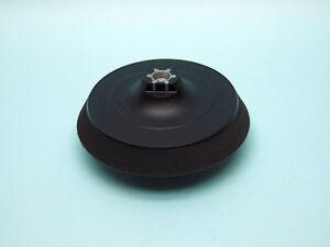 Stuetzteller-Polierteller-150mm-M14-soft-fuer-Poliermaschine-Polierschwamm