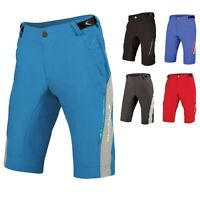 Endura Men's Singletrack Lite Enduro Cycling Shorts -lightweight -zip Pockets