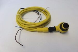 Banner Engineering T18SP6FF50Q Photoelectric Proximity Sensor w/ 889DF4AC3 Cable
