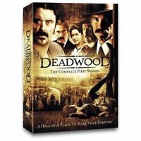 Deadwood - The Complete First Season (DVD, 2013, 6-Disc Set) BRAND NEW