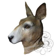 Latex Full Head Australia Symbol Animal Kangaroo High Quality Fancy Party Masks