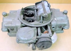 Ford-Holley-D1FF-9510TA-Carb-Dated-11-76-Sold-AS-IS-Must-be-Rebuilt