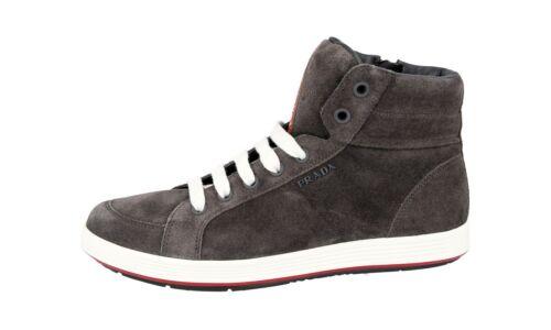 Nouveaux 7 41 Asfalto 4t2842 41 5 Chaussures Luxueux Prada IqapXp