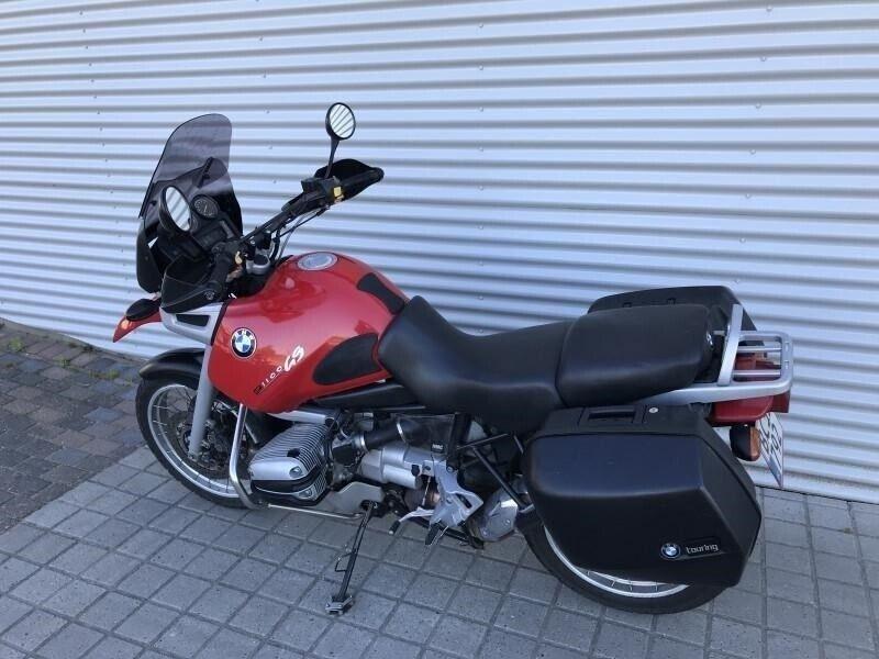 BMW, R 1100 GS, ccm 1085