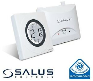 salus st620wbc wireless programmable room thermostat. Black Bedroom Furniture Sets. Home Design Ideas