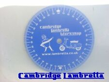 Lambretta Ignition Timing Disc -  GP