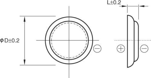 ELNA Gold-Cap Kondensator 0,22F 3,3V Busch-Jaeger Timer 6412-101 6454 U-101